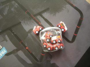 Lot de 6 voitures miniatures pour enfants