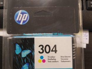 Encre imprimante hp 304 couleur