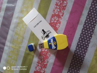 Clé USB Orangina 4 giga