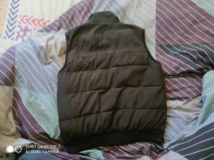 Manteau veste sans manches