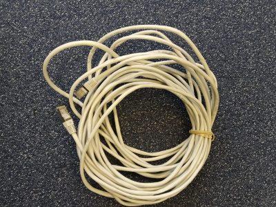 rallonge câble Ethernet internet 5 mètres