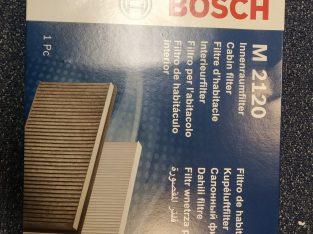 Bosch M2120 filtre habitacle