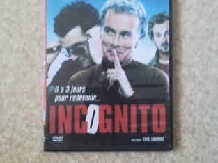 DVD – Incognito